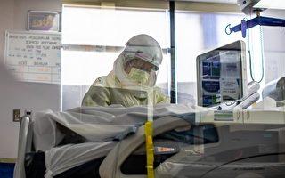 加州确诊病例超过242万 洛县死亡超万人