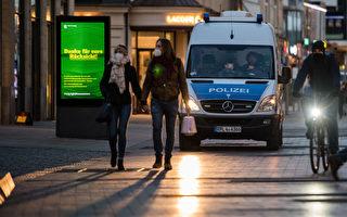 摘口罩喝口咖啡 德国女士被罚128欧元