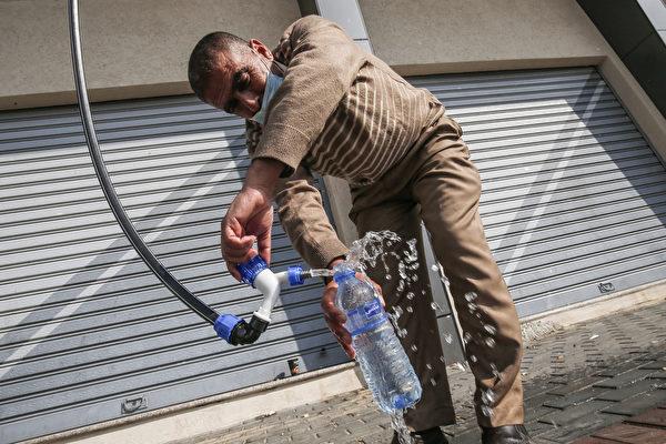 以色列公司從空氣中提取飲用水 日產5000升