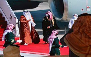 海湾四国与卡塔尔缓解分歧获突破 蓬佩奥欢迎
