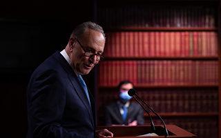 查克·舒默成為美國參議院多數黨領袖