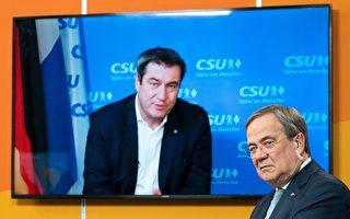 德國總理候選人之爭 民調:索德呼聲更高