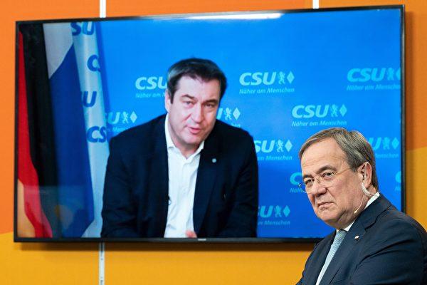 德国总理候选人之争 民调:索德呼声更高