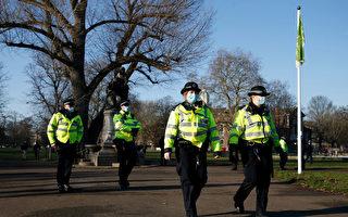 违反封城规定罚单 英国警方已开出三万张