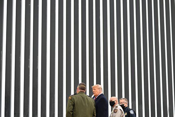 邊境局前局長:拜登大筆一揮 美國變不安全了