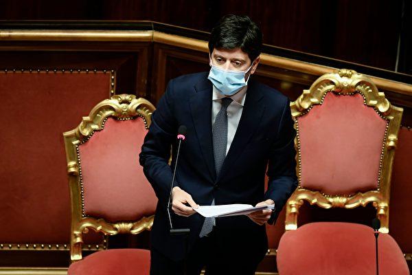 组图:意大利疫情严峻 紧急状态延至4月底