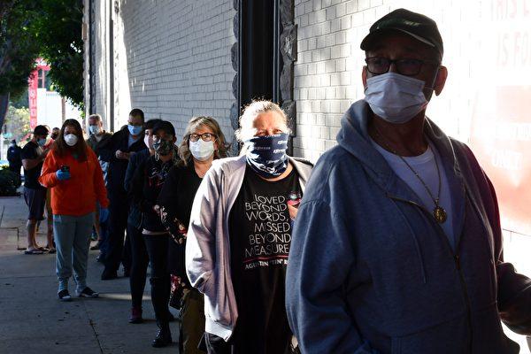 疫情反彈 洛縣死亡人數突破1.3萬人