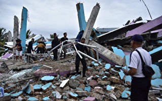 印尼6.2强震酿死伤 蔡英文:台湾愿提供协助
