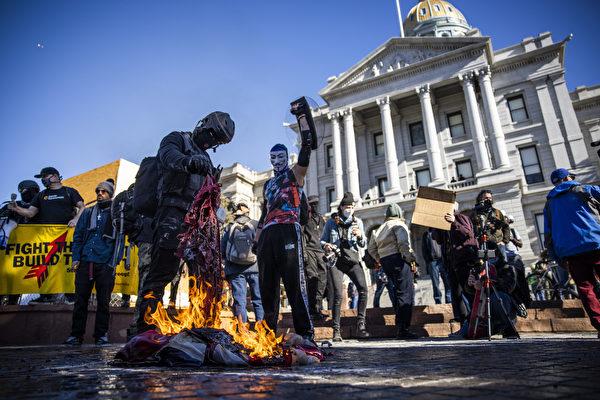 推特未阻止Antifa召集西雅圖波特蘭騷亂