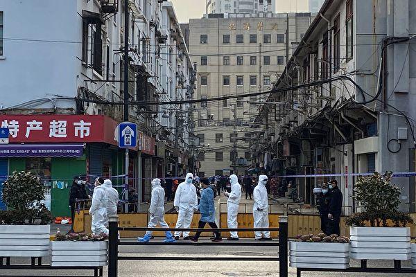 上海疫情擴至長寧區 多例治癒出院者復陽