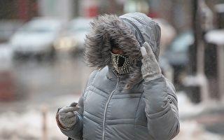 東北風暴將襲美東 紐約州降雪或達6至10英寸