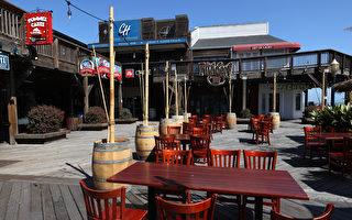 舊金山餐飲業面臨不確定性 許多餐館慢開