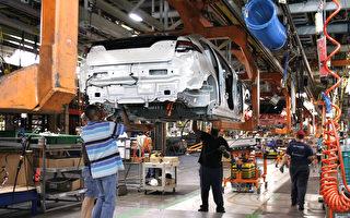 美国三大车企去年销量下降超10%以上