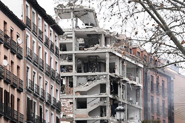 【组图】西班牙首都发生爆炸 至少三死