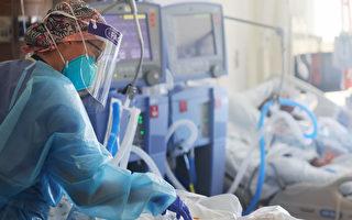 加州新增病例略减 单日死亡人数仍破500人