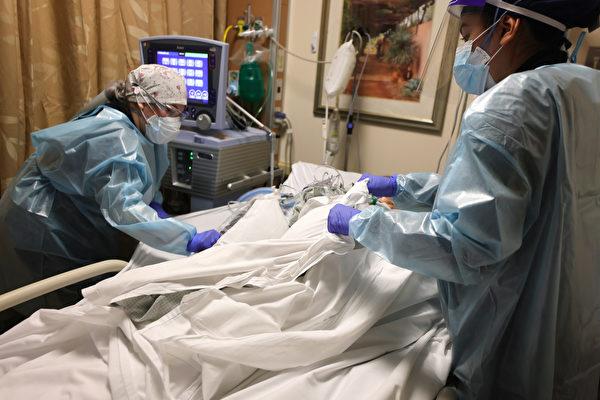 【疫情1.31】加州单日新增近1.9万个确诊