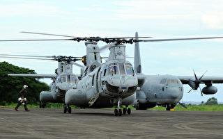 美海军陆战队加强海岛战训练 抗中共威胁