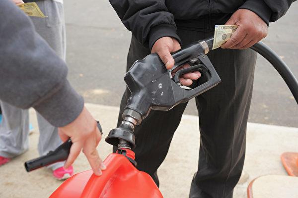 新泽西油价上涨 达中共病毒疫情前水平