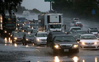 大氣河流迂迴行進 灣區影響恐加劇