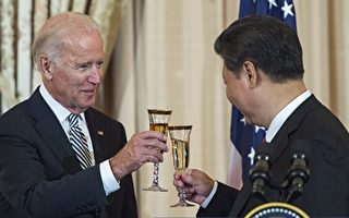 拜登就职多国领导人祝贺 习近平未发贺词