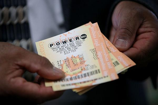 聖荷西一彩票中獎者 贏得270萬美元獎金