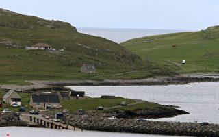 爆发疫情 苏格兰小岛封岛