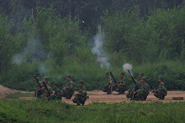 中共軍隊如何應付習近平的新年備戰(三)