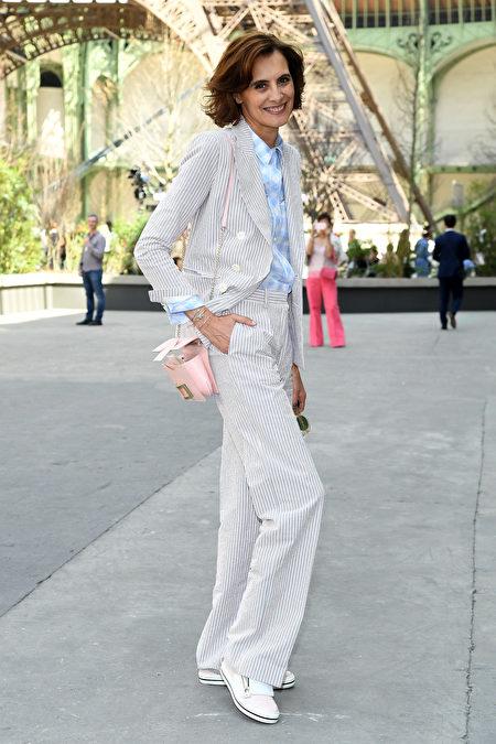 Ines de la Fressange, 時尚, 模特兒, 法國, 時裝