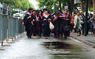 尽管中澳关系恶化 赴澳中国留学生人数增加