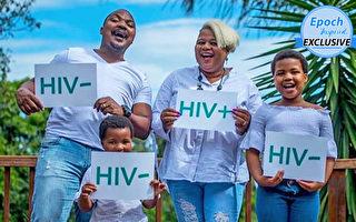 對神堅信 一位艾滋病母親戰勝逆境實現夢想