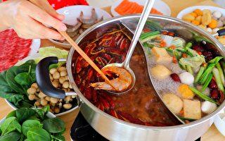 【美食天堂】鴛鴦火鍋~麻辣&牛肉火鍋湯底