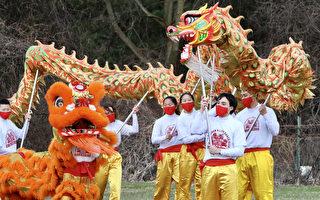 华美联谊中心受邀参加总统就职庆典虚拟游行