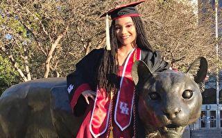 UH最年轻大学毕业生 17岁女继续攻硕士