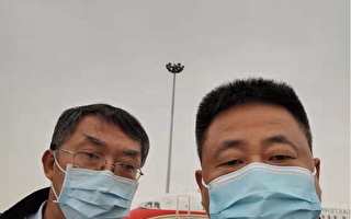律师谢阳陈科云探望常玮平父母遭警拦截失联