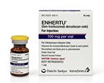 有效率超化疗胃癌靶向药Enhertu获FDA批准