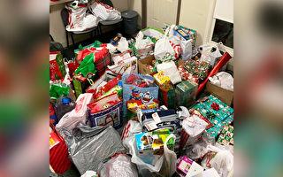 聖誕節前遭遺棄 3歲男童收到滿屋愛心禮物