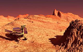 研究:火星地壳如三层蛋糕结构