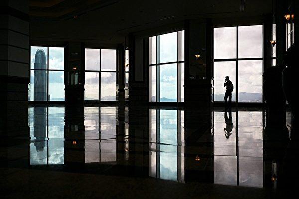 香港政府致电查问金融界人士撤离原因