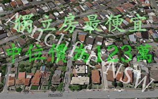 悉尼10和20公里范围内 房价最便宜的区
