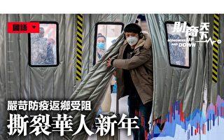 【財商天下】嚴苛防疫返鄉受阻 撕裂華人新年