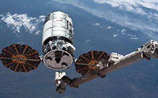 NASA火烧国际空间站补给飞船