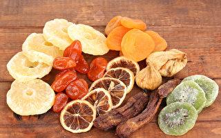 水果干是比水果更好的药!中医师教你养生吃法