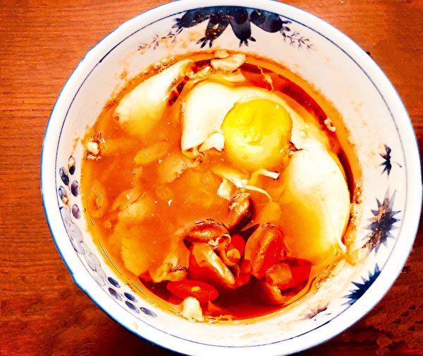【防疫餐自己做】 寒冬暖心「黑糖薑蜜雞蛋」