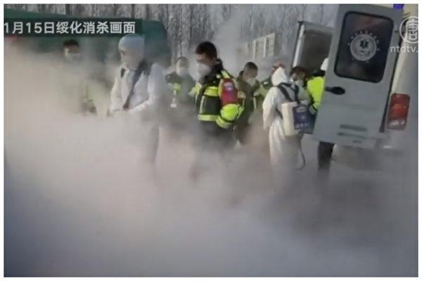 黑省绥化两屯村民异地隔离 传牲畜被埋