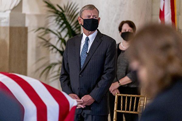 美首席大法官总结疫情期间联邦法院工作