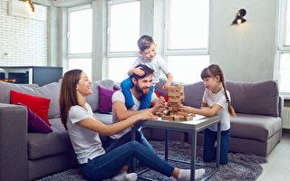 冬季远离屏幕 在家中享受简单的家庭乐趣