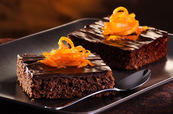 Shutterstock,cake,蛋糕,橙皮