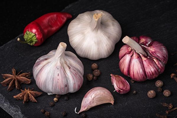 Shutterstock,蒜