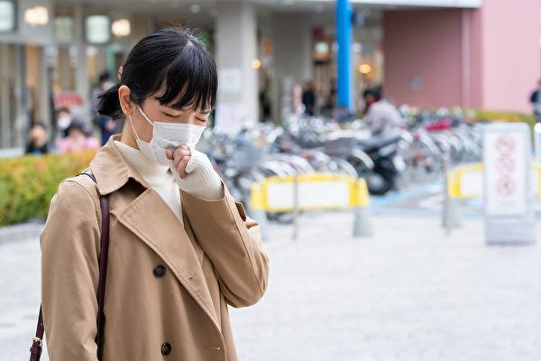 慢性咳嗽、过敏性鼻炎、气喘的患者,可从两点判断是否为旧疾复发。(Shutterstock)