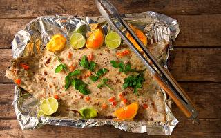 4种铝箔包烤鱼 汁多味美 营养又快料理
